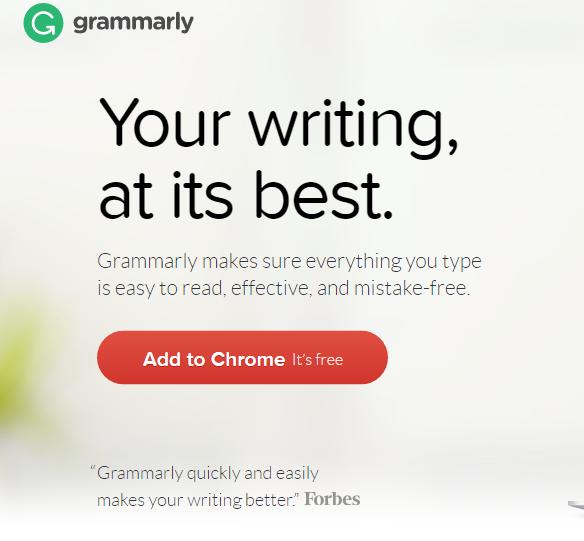 Grammarly SS