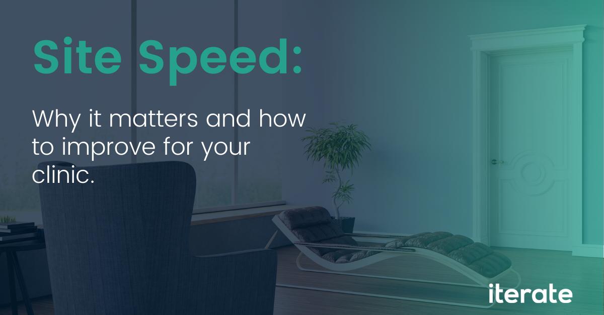 Website Speed Matters